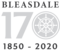 Bleasdale 170 Year Anniversary Logo